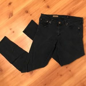AG Adriano Goldschmied The Stilt Jeans Deep Teal